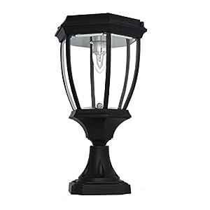 Large Outdoor Solar powered LED Light Lamp SL-8405