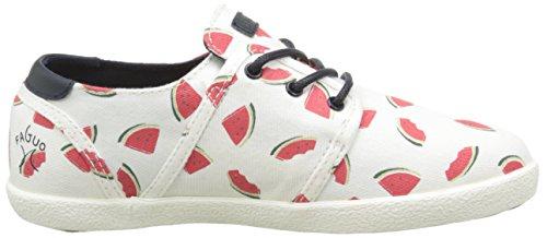 Faguo Cypress - Zapatillas de Deporte Para Niños Multicolor - Multicolore (S1601 Watermelon)