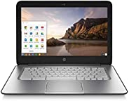 "HP Chromebook G1 14"" Intel Celeron Dual Core, 1.4GHz, 4GB Ram, 16GB SSD Laptop - Black/Silver - J2L41UT#A"