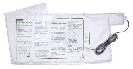 McKesson Bed Alarm Sensor Pad - 10 X 30 Inch, 45 Day Warranty - 62273201