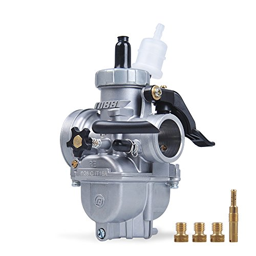 NIBBI Racing Parts High Performance Modified Motorcycle Carburetor PE26mm GY6 Carburetor 125CC For Honda Yamaha Suzuki ATV Dirt Bike SSR TTR Apollo Kymco TaoTao GY6 Scooter AJS 100CC 125CC 150CC -  819556857392