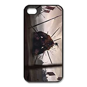 iphone4 4s Black phone case World of Warcraft Kilrogg Deadeye WOW9003565