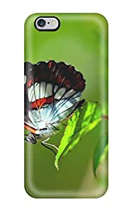 Faddish Phone Butterfly Case For Iphone 6 Plus / Perfect Case Cover