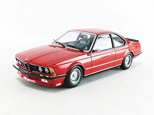 1:18 Minichamps BMW 635 CSI 1982 red