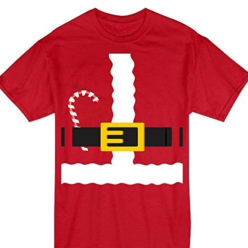 - Santa Claus Costume Naughty or Nice Christmas Ho Ho Ho Customized Handmade T-Shirt Hoodie/Long Sleeve/Tank Top/Sweatshirt