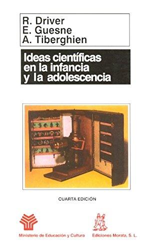 Ideas Cientificas En La Infancia y La Adolescencia (Spanish Edition)