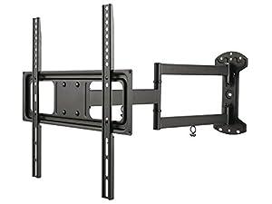 Maclean MC-711 LCD LED Plasma TV Wandhalterung 32-55 35kg Max VESA 400x400...