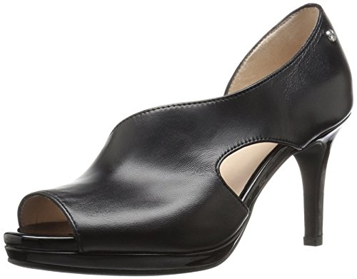 LifeStride Women's Ask My Name D'orsay Pump - Black - 8 B...