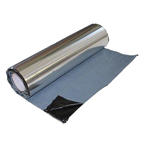 5 opinioni per ALUBUTYL tappeto isolante 2m² 50x400cm- Contro bassi rombo tappeto ; Car Hifi