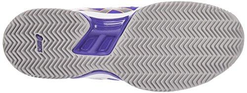 4 De Asics Mujer Clay Tenis Zapatillas Morado Gel dedicate arYOBnrE