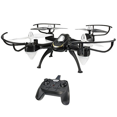 Quadcopter With 2.0MP HD Camera, EACHINE E33C Headless Mode RC Quadcopter Drone RTF Mode 2