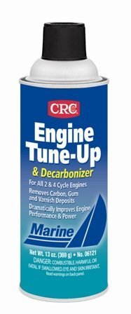CRC Marine Engine Tune-Up and Decarbonizer (13-Ounce)