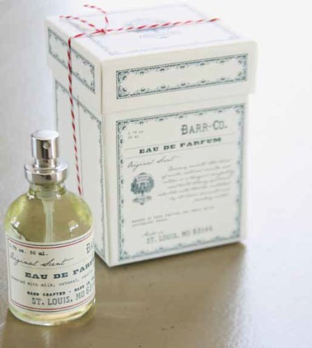 k. hall Barr-co. Apothecary Eau De Parfum Cologne Spray