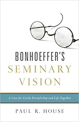 Thesis of life together bonhoeffer thesis cheats