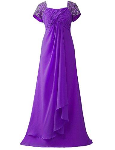 Purple Vestito Vestito Purple HUINI Donna HUINI Donna qw5nSdRxPq
