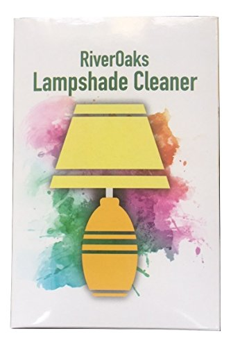 (Lampshade and Fabric Dry Cleaner Sponge - (2-Pack) for Removing Dirt, Dust, Soot and Pet Hair)