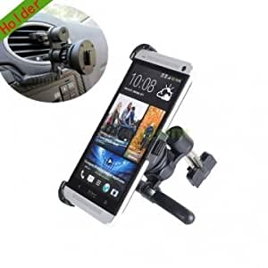360 Rotatable Car Air Vent Mount Holder Cradle for HTC One M7 -- Big Paw Trading
