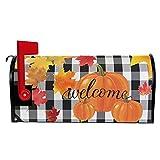Wamika Welcome Fall Pumpkin Owls Sunflower Maple