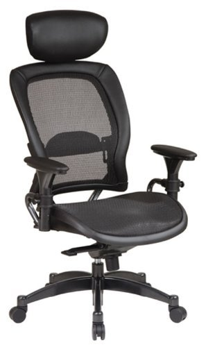 SPACE Matrex High-Back Office Chair with Arms