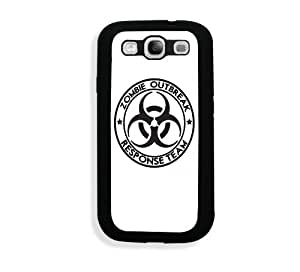 Zombie Outbreak Response Team Samsung Galaxy S3 SIII i9300 Case Fits - Samsung Galaxy S3 SIII i9300