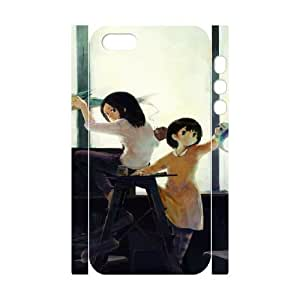 anime painting studio iphone 5 5s Cell Phone Case 3D White yyfD-270336