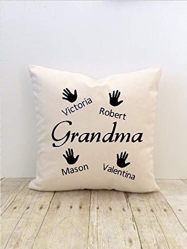 Georgia Barnard Funda de Almohada para el día de la Madre ...