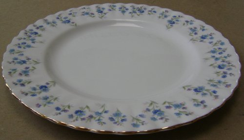 Royal Albert Bone China Memory Lane 8 inch Plate ()