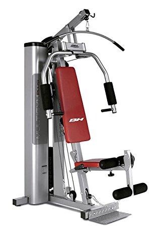BH Fitness MULTY-GYM PRO TITANIUM G112T multistation, fitnessstation, geringe platzeinnahme