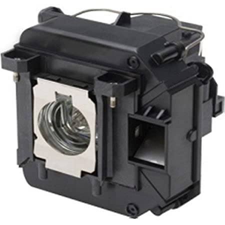 ELP-LP60 Epson Projector Lamp Replacement. Projector Lamp Assembly with High Quality Genuine Original Osram P-VIP Bulb inside. Projector Accessories at amazon