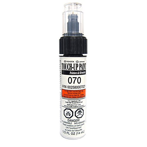 genuine-toyota-00258-00070-21-white-pearl-touch-up-paint-pen-44-fl-oz-13-ml