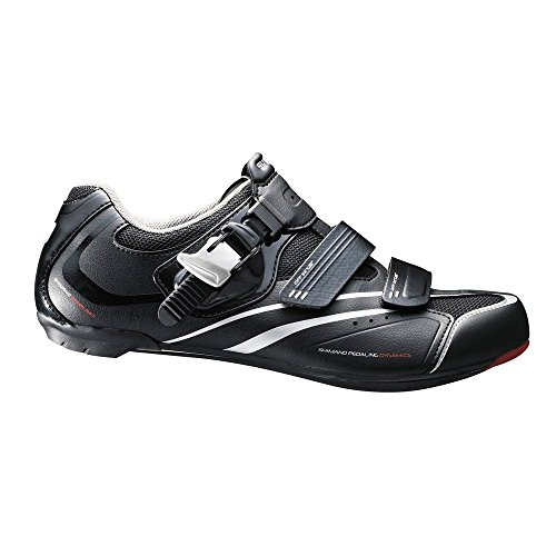Shimano Integrated (Shimano Club and Recreation Riding Shoes Black-43.0)