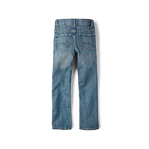 The Children's Place Boys' Bootcut Jeans