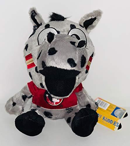Fabrique Innovations NCAA Study Buddy Mascot Plush Toy, Florida State Seminoles