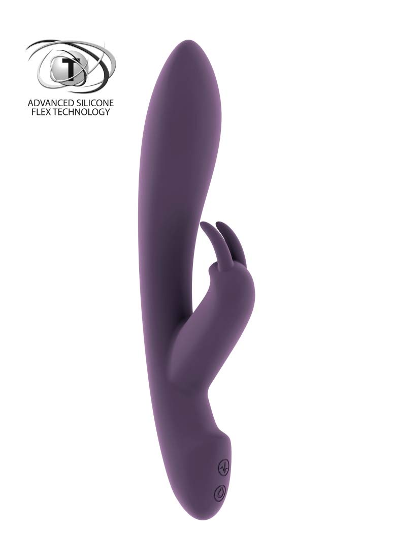 JIL Mila Rabbit Vibrator Purple