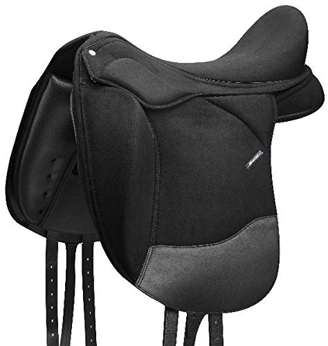 (Wintec Pro Dressage Contourbloc Saddle CAIR 17)