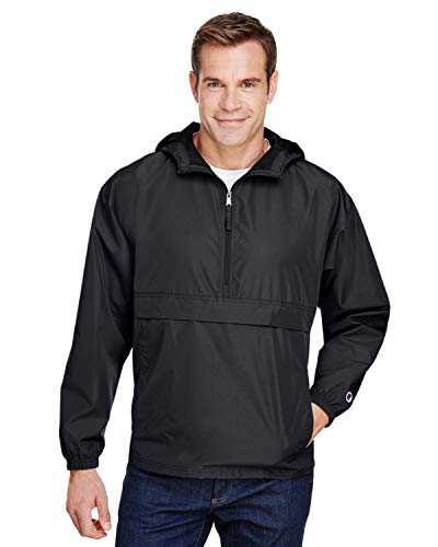 Champion - Packable Quarter-Zip Jacket - CO200