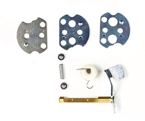 Briggs & Stratton 790905 Choke Shaft Kit Replacement for Models 495097 and 494448