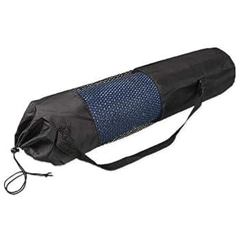 ZHANGYANENN Bolsas de Aire Libre Yoga Pilates Mat Net Bag ...