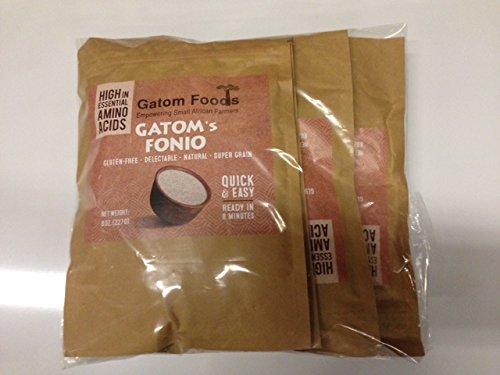 Gatom's Fonio (4-pack)
