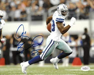 Dez Bryant Autographed Dallas Cowboys 8x10 Photo 88