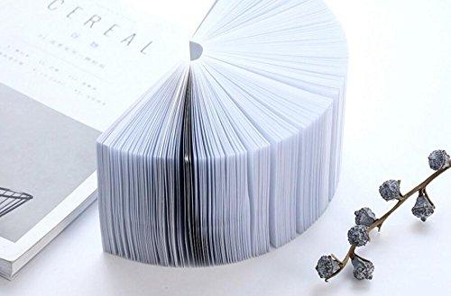 Exquisito papel Kraft Cover cuadrado pegajoso nota Clasificaci/ón papel ladrillo mensaje nota pegatina color marr/ón claro 10x10cm