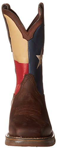 Durango Western Men's Flag Db021 Brown Boot Texas Dark BPBr4xEw