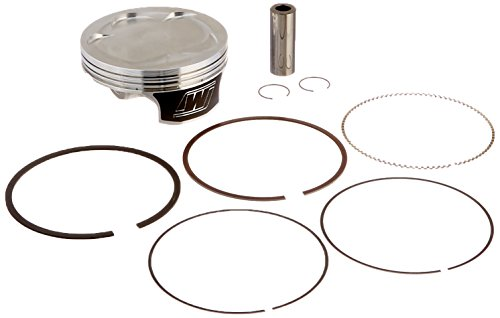 (Wiseco 4785M09500 95.00mm 12.5:1 Compression 449cc Motorcycle Piston Kit)