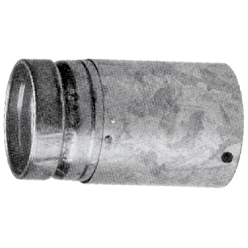 Adjustable Round Gas Vent Pipe