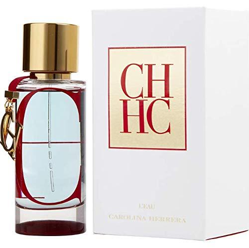 (Carolina Herrera CH L'eau Eau Fraiche Spray for Women, 1.7 Ounce)