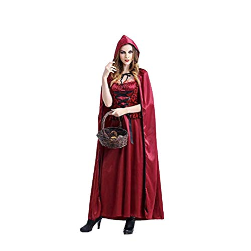 Twisty The Clown Costumes Plus Size - Molyveva Women's Little Red Riding Hooded