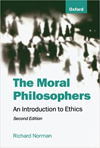 Amazon the moral philosophers an introduction to ethics amazon the moral philosophers an introduction to ethics 9780198752165 richard norman books fandeluxe Choice Image