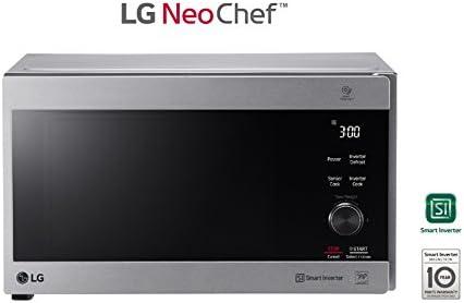 LG mh7265cps Horno Microondas Inverter con grill Capacidad 32 ...