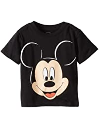 Mickey Mouse Boys' Face T-Shirt