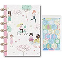 Create 365 2018 - 2019 MINI Happy Planner - Squad Goals bundled with Recollections Planner Sticker Sheet